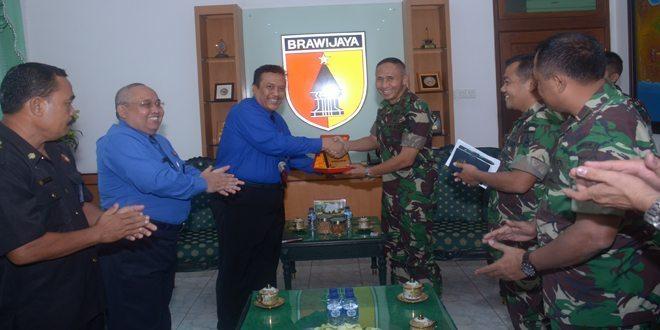 Pangdam V/Brawijaya Terima Audiensi Komite Eksekutif Aliansi Indonesia