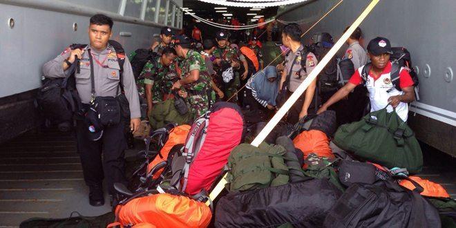 450 Peserta Ekspedisi NKRI Tiba di Pelabuhan Sorong Papua