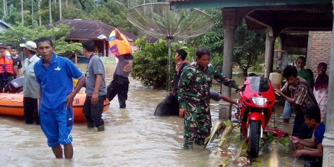 Enam Kecamatan Di Pasaman Alami Kerusakan Akibat Banjir
