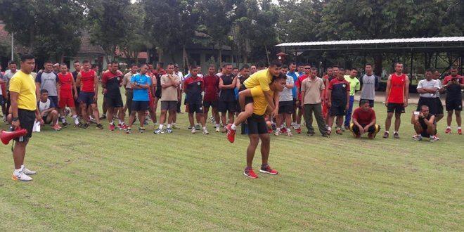 Pembekalan Kepelatihan Program Binjas Mil Sejajaran Kodam Jaya