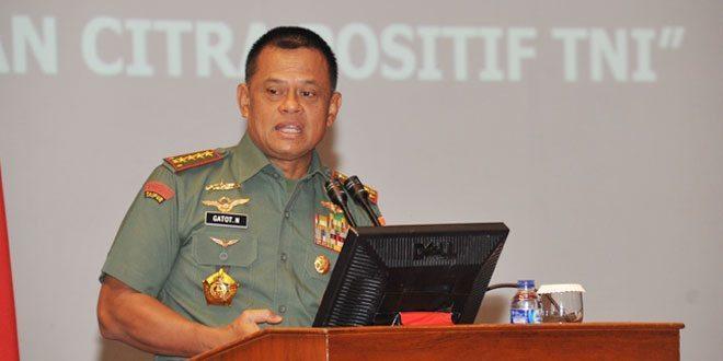 Panglima TNI: Insan Penerangan sebagai Penjuru Terdepan dalam Era Perang Informasi