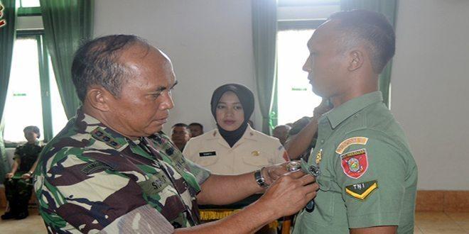 Kursus Bintara Penerangan TA. 2016 Dibuka