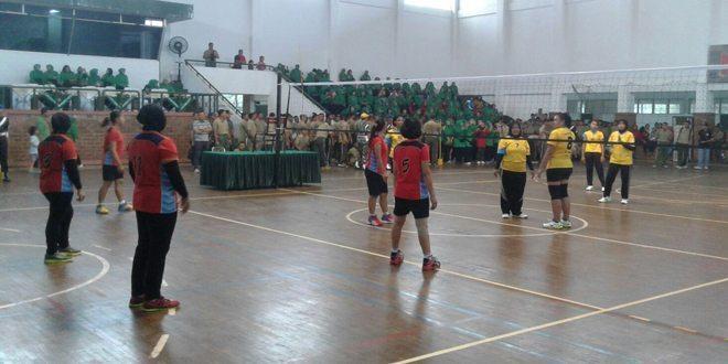 Persit Kartika Chandra Kirana PG Kostrad Gelar Pertandingan Olahraga dan Kesenian