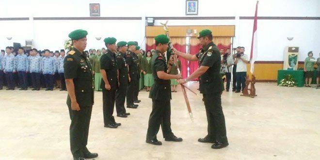 Pangdam Jaya Pimpin Serah Terima Pejabat Kodam Jaya