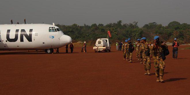 175 Prajurit TNI Konga XX-M/Monusco tiba di Kongo