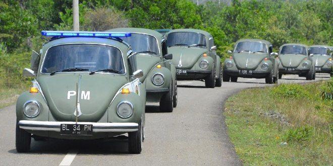 Turing VW Klasik Kodam IM : Perkenalkan Destinasi Wisata Aceh