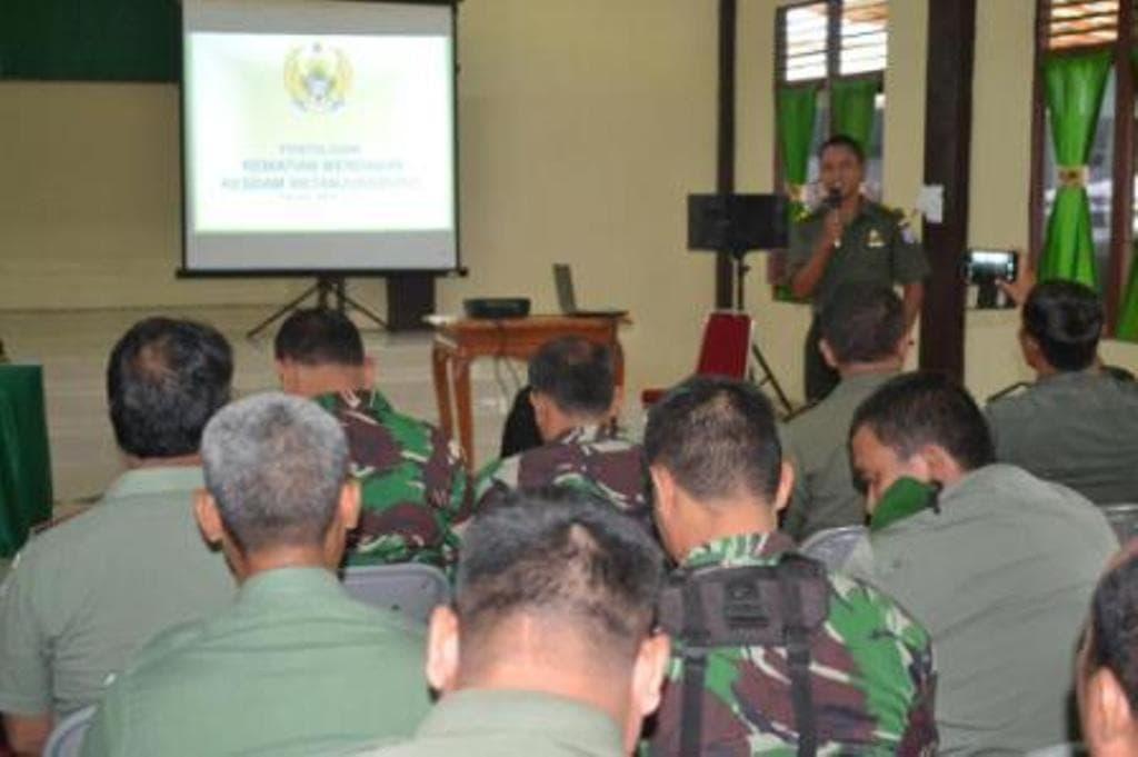 Upaya Mencegah Kematian Mendadak Dalam Rangka Garjas TNI AD