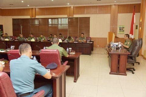 Kodam VI/Mlw Akan Gelar TMMD Ke-96 TNI