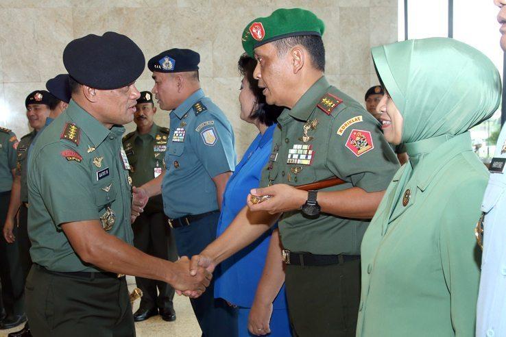 Panglima TNI: Pesan Presiden Pertahankan Kepercayaan Publik Kepada TNI