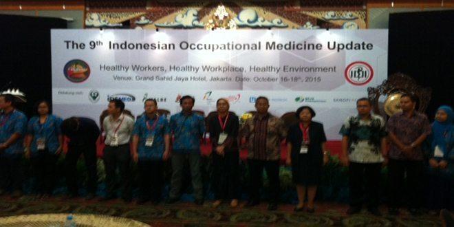 Foto PIT Perdoki ke 9 di Hotel Grand Sahid Jaya Jakarta
