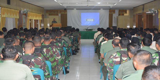 Danrem 022/PT : Prajurit TNI Terbukti Terlibat Narkoba Dipecat