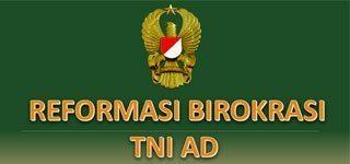 Sosialisasi Reformasi Birokrasi TNI AD Dan Pembentukan Agent Of Change
