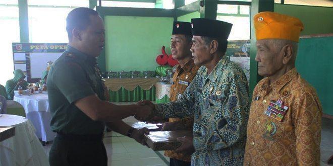Tingkatkan Soliditas, Kodim Bojonegoro Gelar Silaturrahmi Bersama Keluarga Besar TNI