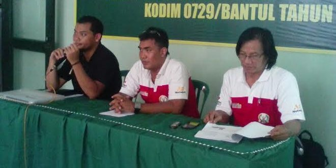 DPD PWRI DIY Berikan Pelatihan Dasar Jurnalis Kepada Perwira