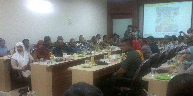 Kunjungan Kerja Anggota DPR RI dari Komisi 4 Ke PT. Agri Pertiwi Kediri