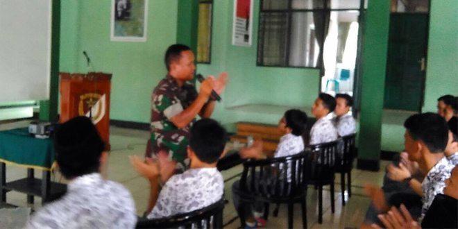 Kodim 0508/Depok berikan Pelatihan Kepemimpinan Kepada Pesantren Al Hidayah Depok
