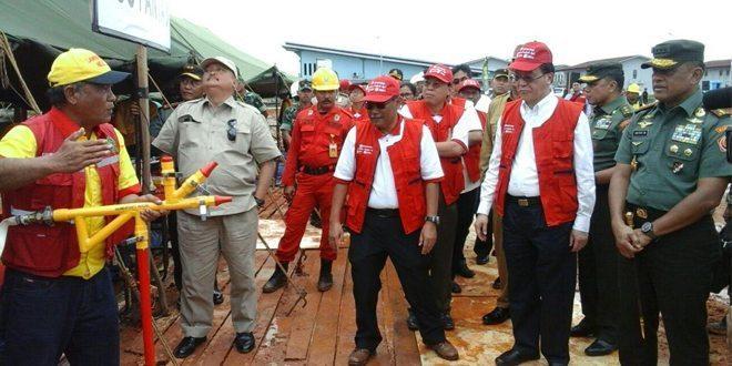 Panglima TNI Laksanakan Kunker Ke Wilayah Kodam II/SWJ