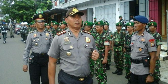 Jajaran Korem 142 Siap Dukung Operasi Bina Waspada Lipu Polri