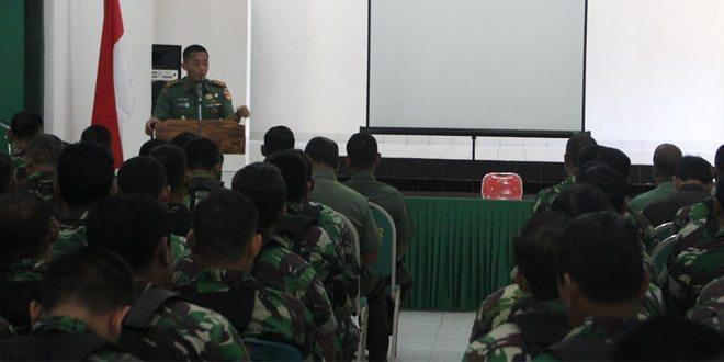 Kodim Kudus Gelar Sosialisasi Netralitas TNI pada Pemilukada