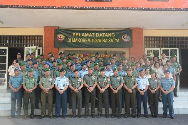 Reformasi Birokrasi Optimalkan Peran, Tugas dan Fungsi TNI