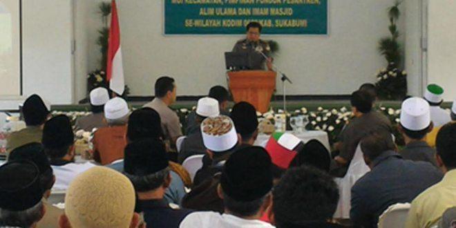 Danrem 061/ Suryakancana : Jaga dan Pelihara Stabilitas Keamanan