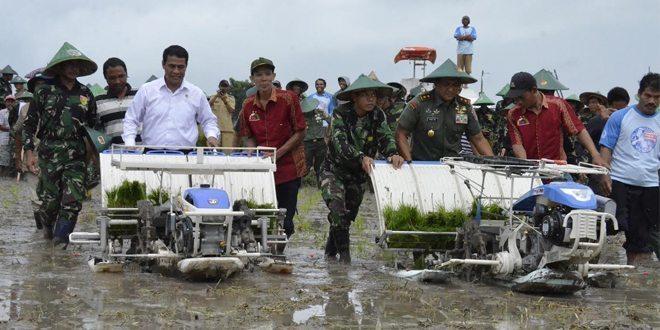 TNI Bantu Wujudkan Kesejahteraan Rakyat Sulawesi Selatan