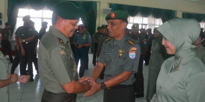 Kenaikan Pangkat Seorang Perwira Bukanlah Sesuatu Yang Datang Dengan Serta Merta