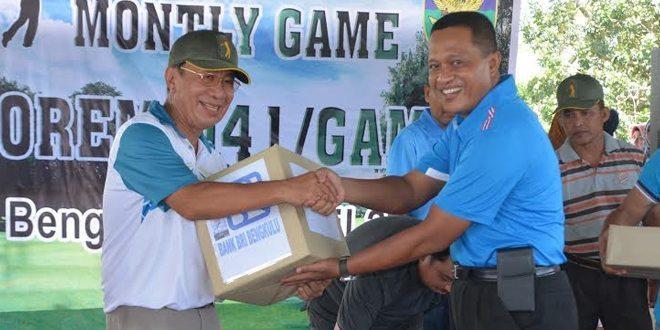 Korem 041/Gamas Gelar Monthly Game Golf