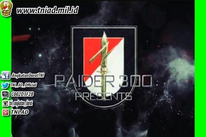 Profil Batalion Infanteri 300 Raider
