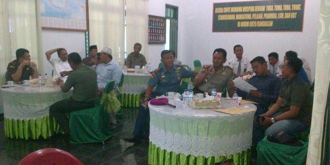Kodim 0829/Bangkalan Gelar Silaturahmi ke Toda, Toga dan Tomas
