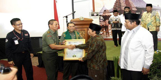 Panglima TNI : Santri Sebagai Benteng Terhadap Perusak Bangsa dan Negara