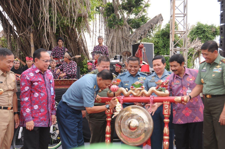 Panglima TNI : Kontribusi TNI Bangun Pertumbuhan Kependudukan Yang Seimbang