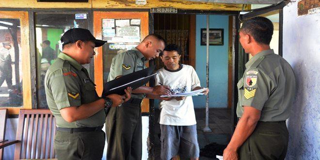 Korem 083/Bdj Gelar Sosialisasi Penertiban Aset Tanah dan Bangunan Milik TNI AD