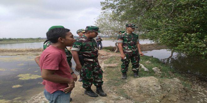 Danrem 011/LW Tinjau Sasaran Teritorial TNI