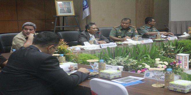 Danjen Akademi TNI Cek Kesiapan Latsitardanus XXXVI di Bangka Belitung