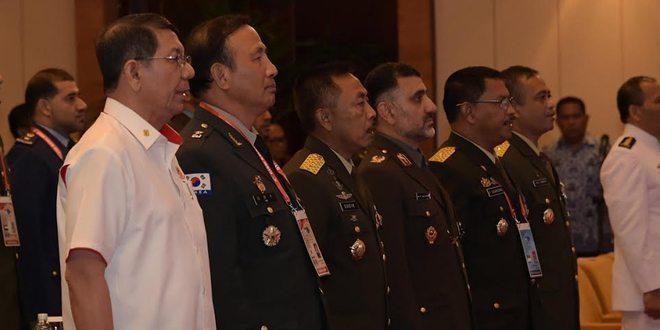 Panglima TNI : Jadikan Soliditas dan Solidaritas Sebagai Kata Kunci