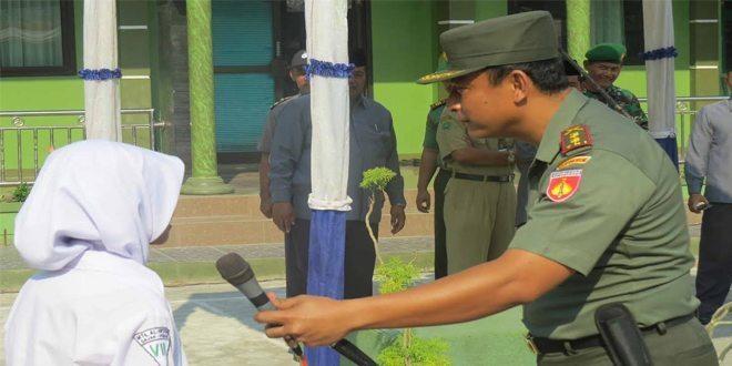 """Dandim Demak : ''Akan Ciptakan Keakraban TNI Dengan Masyarakat di TMMD"""""""