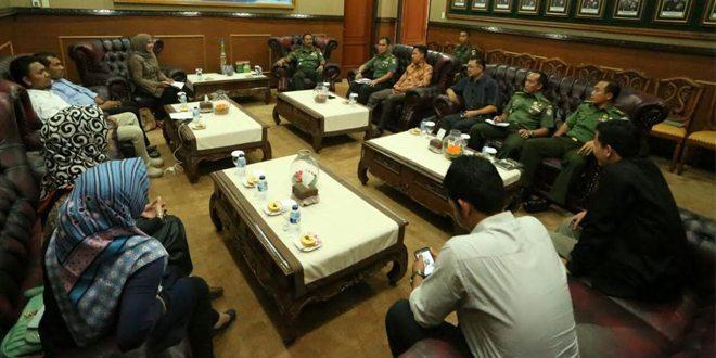 Pangdam IM : Siap Dukung Fraksi Pilkada Aceh yang Damai