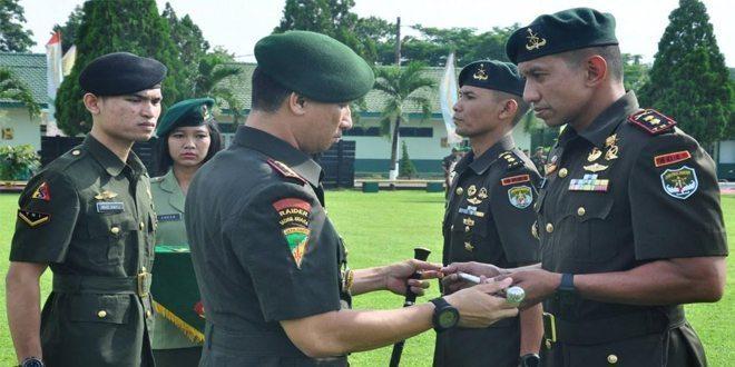 Letkol Inf Anan Nurakhman Jabat Komandan Bataliyon Infanteri Mekanis 202/Tajimalela