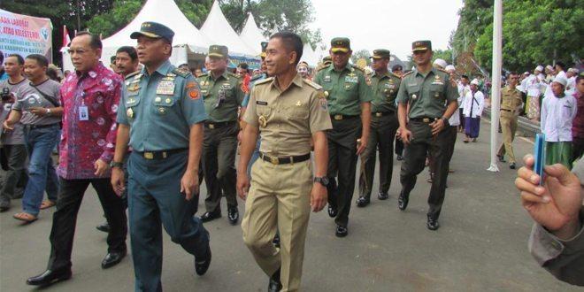 Pencanangan Bhakti Sosial TNI KB Kesehatan Tingkat Nasional Propinsi Jawa Tengah tahun 2016