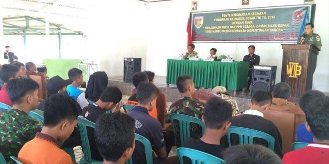 Pembinaan Keluarga Besar TNI