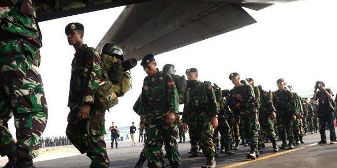 Pangkostrad : Latgab PPRC TNI Berdasarkan Kontijensi Bertujuan Multi Fungsi