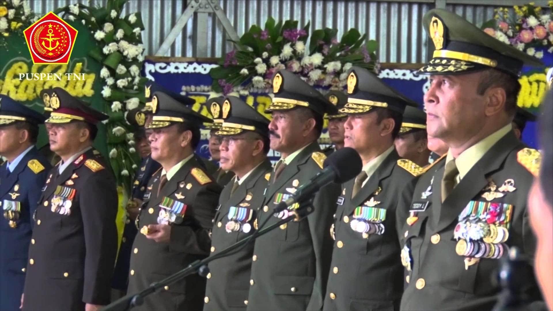 Video: Presiden RI Beri Penghormatan Terakhir kepada 13 Prajurit yang Gugur di Poso
