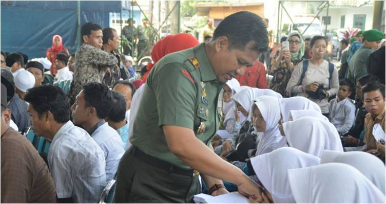 Korem 061/Sk Harus Menjadi Benteng Akhir Tegaknya Negara dan Bangsa Serta Pelopor Kerukunan Umat Beragama