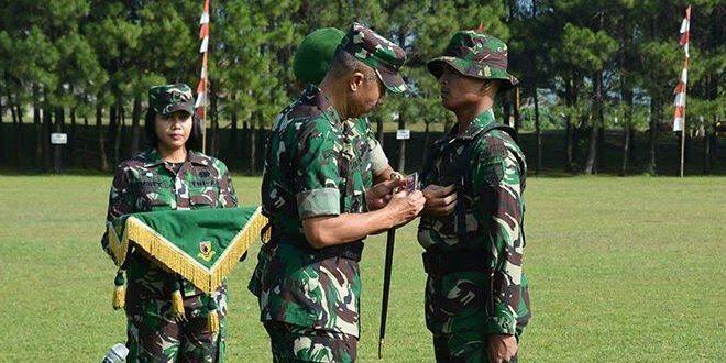 Pangdam V/Brawijaya Buka Apel Komandan Satuan TA. 2016