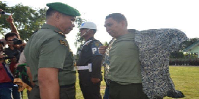 Danrem 042/Gapu Pecat Anggota TNI Terlibat Narkoba