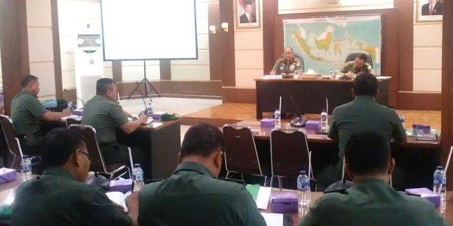 """Pangdam Jaya : """"Para Komandan Satuan Harus Dapat Ciptakan Hubungan Kerja Yang Harmonis"""""""