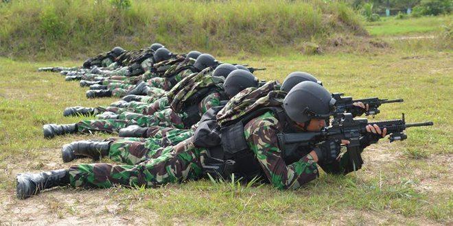PPRC TNI Fokus Latihan Pembebasan Sandera