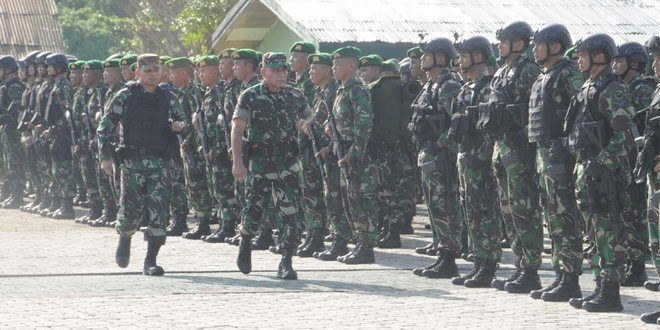 Pangkostrad: PPRC TNI Bertugas Mencegah dan Menghancurkan Musuh