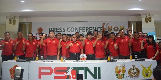 Pangkostrad : PS TNI Siap Tampil di ISC A 2016